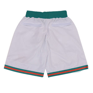 JACKIE MOON #33 FLINT TROPICS SHORTS
