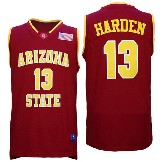 JAMES HARDEN #13 ARIZONA STATE NCAA JERSEY