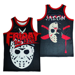 FRIDAY THE 13TH JASON JERSEY