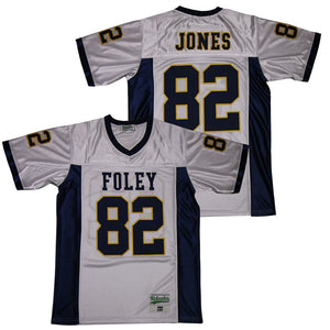 JULIO JONES #82 FOLEY LIONS HIGH SCHOOL JERSEY