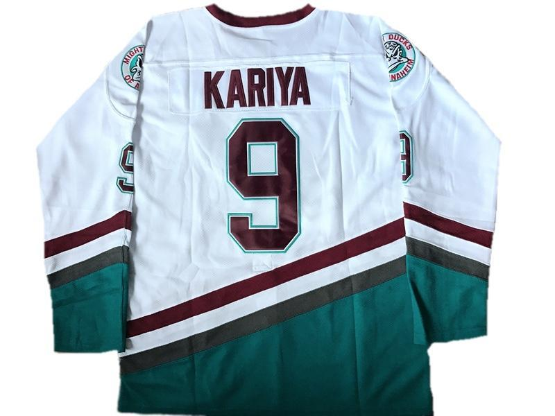 THE MIGHTY DUCKS TEAM JERSEY