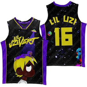 LIMITED EDITION LIL UZl #16 JERSEY