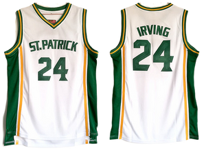KYRIE IRVING #11 ST. PATRICK HIGH SCHOOL JERSEY