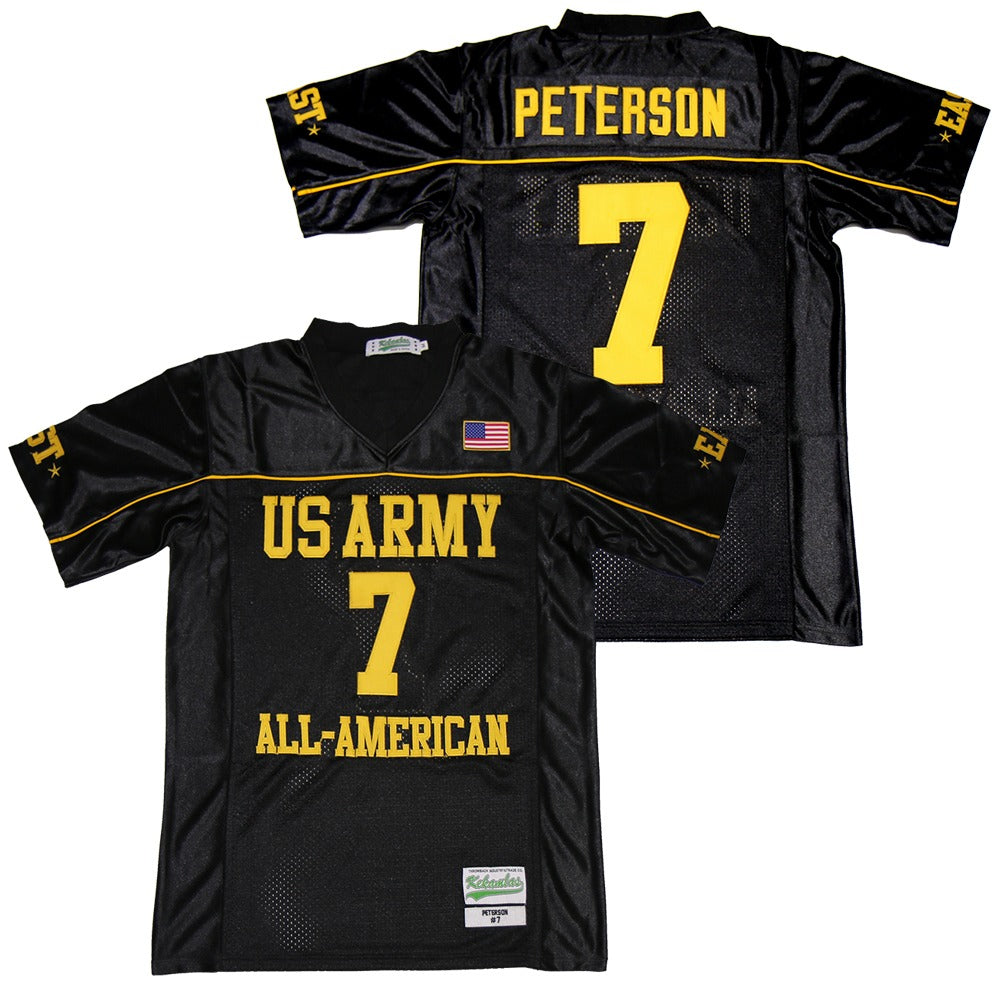 ADRIAN PETERSON #7 U.S. ARMY ALL-AMERICAN BOWL JERSEY