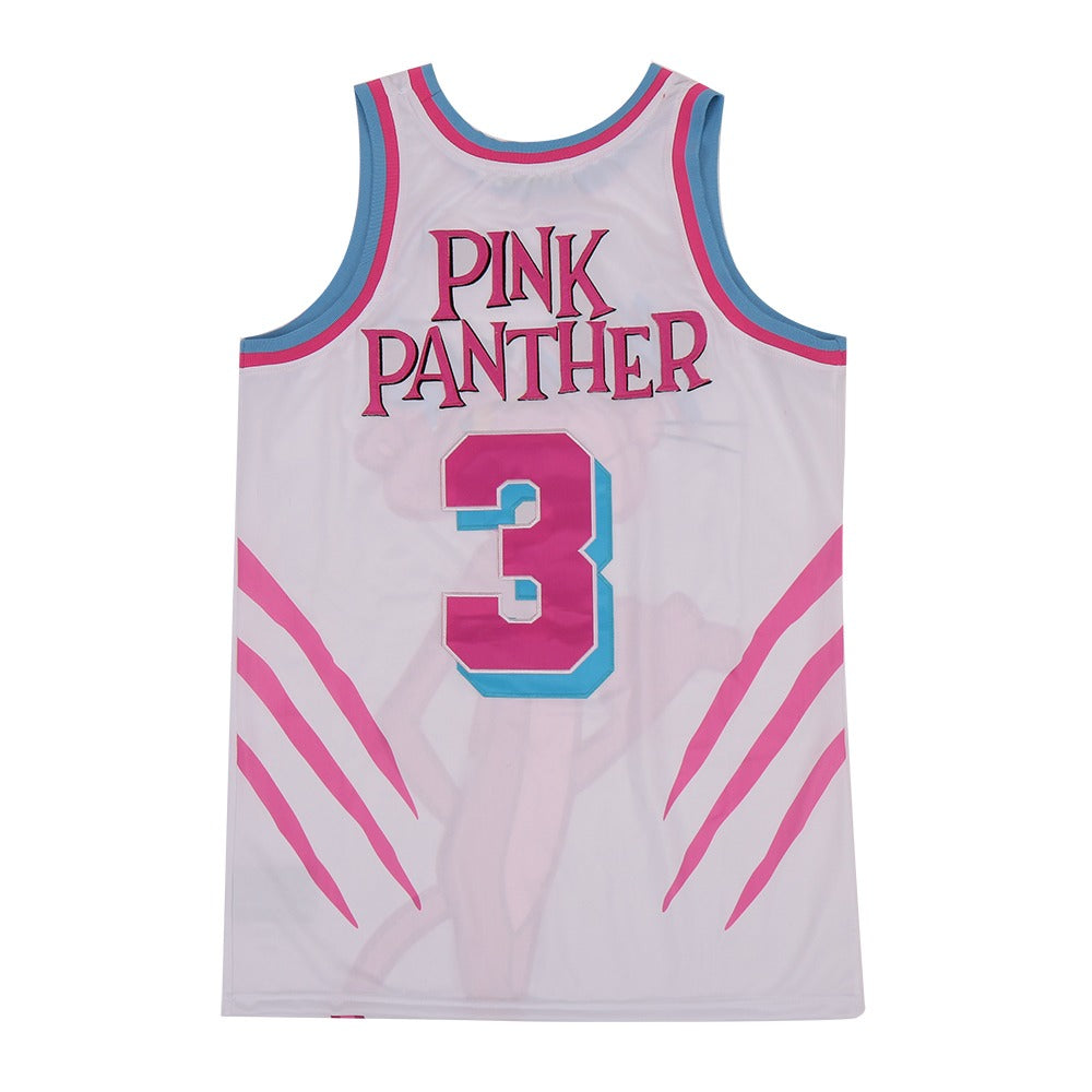 MIAMI HEAT X PINK PANTHER #3 JERSEY