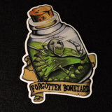 Forgotten Boneyard Sticker Pack!