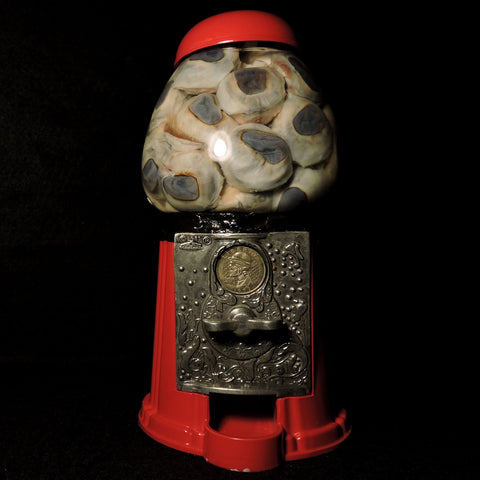 Eyeball Gumball Machine