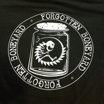 Forgotten Boneyard Logo T-shirt