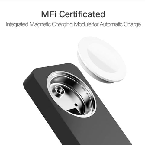 Image of Wireless Apple Watch Charger | Foldable MFi Certified Charger | 1.2m Cable Charger | For Apple Watch Series 4/3/2/1