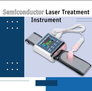 BLUEKIEE™ Hypertension Laser Therapy Watch