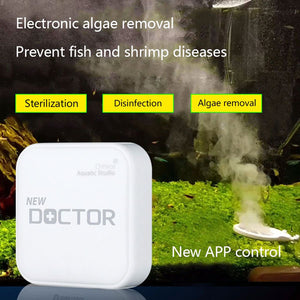 4th Generation Bluetooth Chihiros Doctor | Algae Remove | Twinstar Aquarium Accessories | Shrimp Aquarium Cleaner | Tank Cleaning Tools
