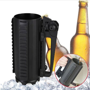 Outdoor Aluminum Anodized Products Cup | Tactical Separation Glass | Beer Mug | Aluminum Alloy Water Cup