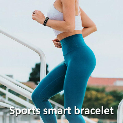 Image of DIGITBLUE® 2 in 1 Smart Bracelet+Bluetooth Headset Wireless Fitness Tracker Watch Heart Rate Health Monitoring Smart Wristband