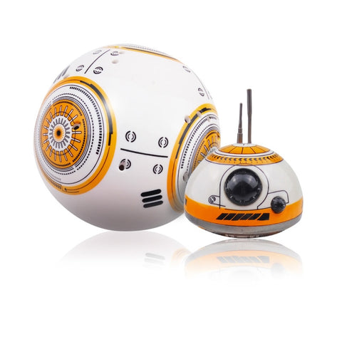 Image of DIGITBLUE Star Wars Remote Control Robot | Updated Version BB-8 2.4G Smart Droids | Sounds RC Ball Gifts Toy | For Boy Children