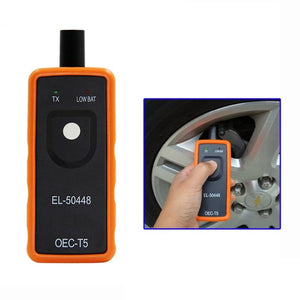 BLUEKIEE™ Auto Tire Pressure Monitor Sensor TPMS Relearn Reset Activation Tool OEC-T5 for GM Series Vehicle