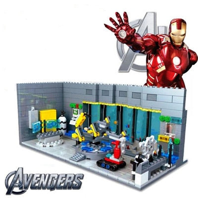 Image of New Super Hero | Avengers 4 Endgame Building Blocks | DIY Educational Bricks Toys | For Children Kids Christmas Gifts
