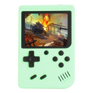 DIGITBLUE® Portable Retro Video Game Console 3.0 Inch Handheld Game Player Built-in 500 Classic Games Mini Pocket Gamepad for Kids Gift