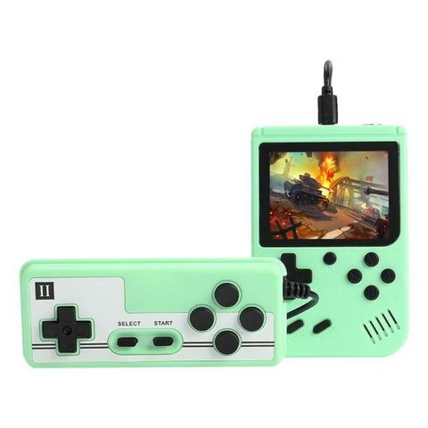 Image of DIGITBLUE® Portable Retro Video Game Console 3.0 Inch Handheld Game Player Built-in 500 Classic Games Mini Pocket Gamepad for Kids Gift