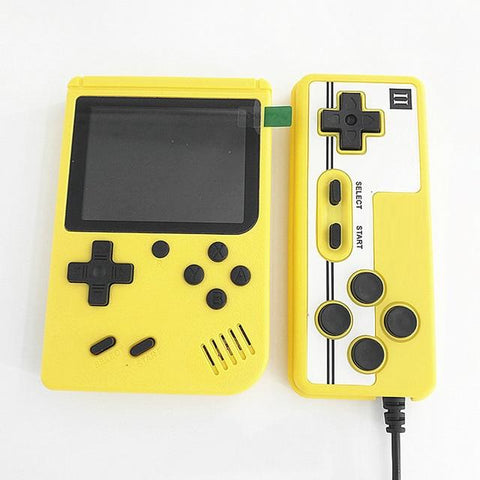 DIGITBLUE® Portable Mini Handheld Games 500 Retro Video Game Console 8-Bit 3.0 Inch Color LCD Handheld Game Console Kid Game Player