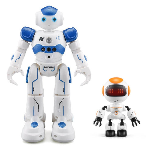 Image of Remote Control RC Robot | Free Shipping USB Charging Robot | Singing Dancing Gesture Control Robot Toy | For Kids Children Gift Presents