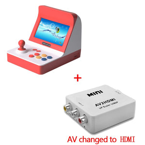 Retro Handheld Game Console | Portable Mini Game Console | Classical Video Games Console | Family Game Console | 4.3 Inch 64 bit 3000