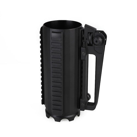 Image of Outdoor Aluminum Anodized Products Cup | Tactical Separation Glass | Beer Mug | Aluminum Alloy Water Cup