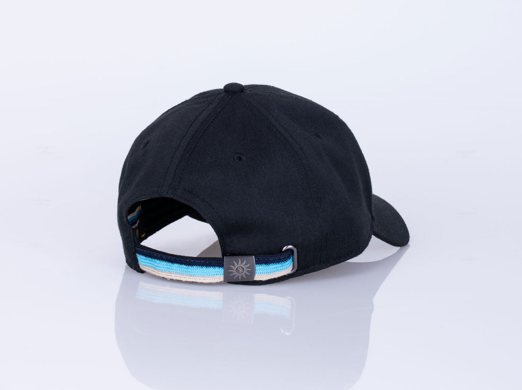 Sandbanks Badge Logo Cap - sandbanksco.com