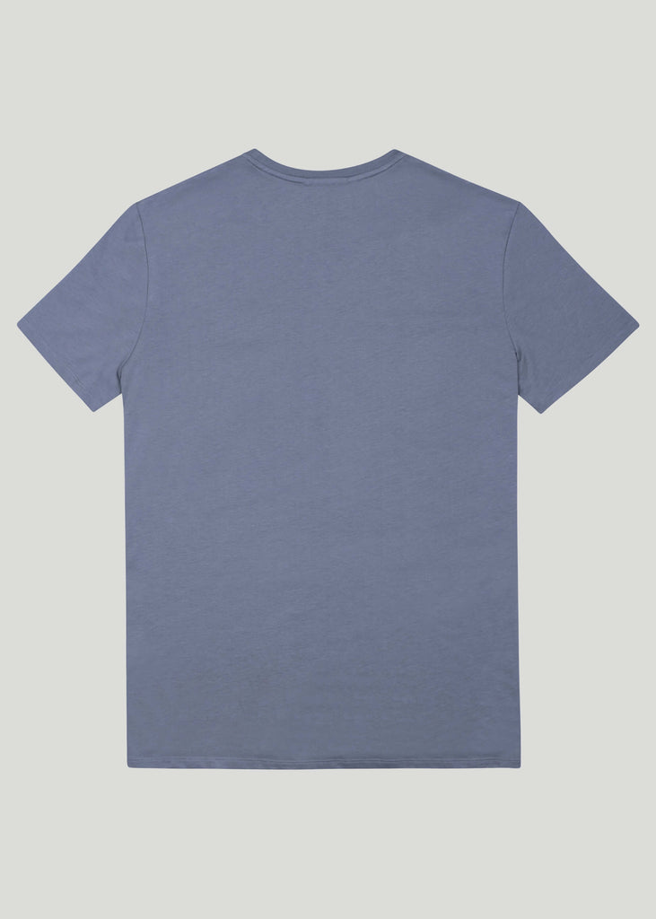 Sandbanks Badge Logo T-Shirt - Grey - sandbanksco.com