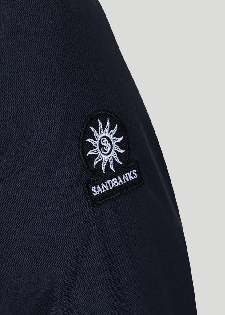 Sandbanks Canford Terrace Jacket - Black - sandbanksco.com