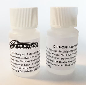Dirt-Off klein - Foliendealer.com