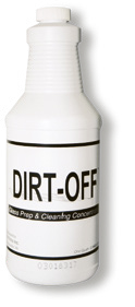 Dirt-Off (ohne Dispenser-Pumpe) - Foliendealer.com