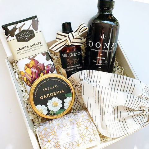 KADOO Corporate Care Package Gift Box