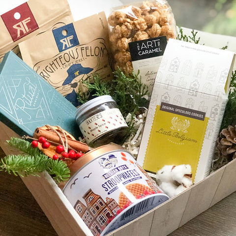 KADOO Corporate Holiday Gift Box