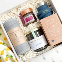 kadoo thinking of you gift box for administrative professional's day and employee appreciation gifts.