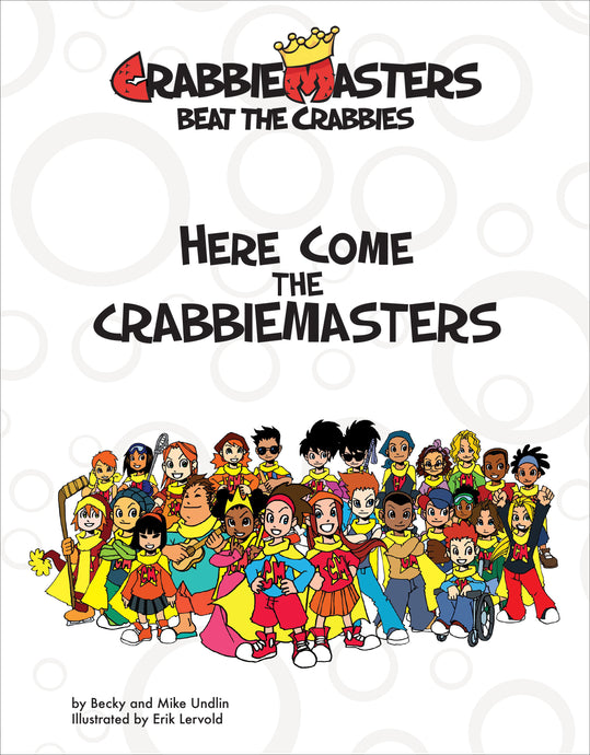 Here Come the CrabbieMasters