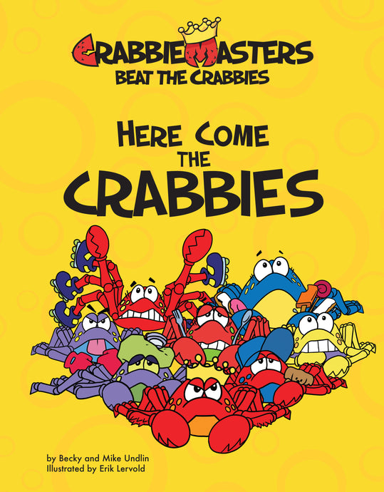 Here Come the Crabbies