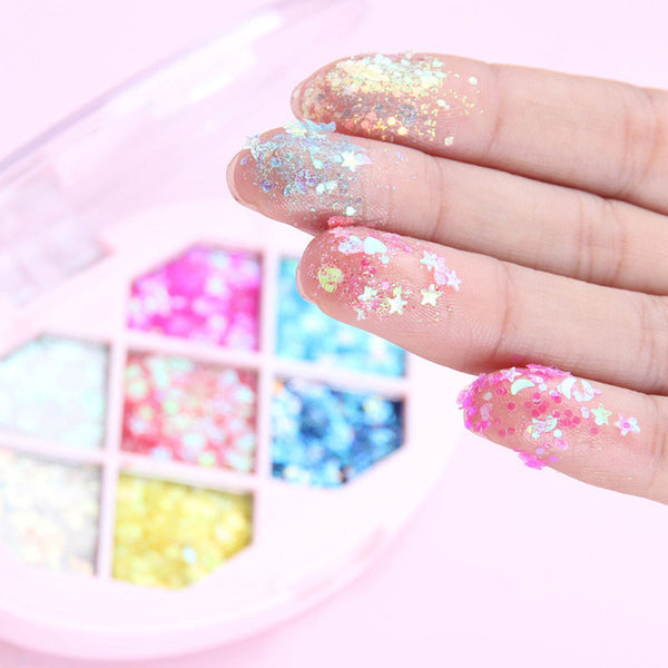 Unicorn Rainbow Glitter