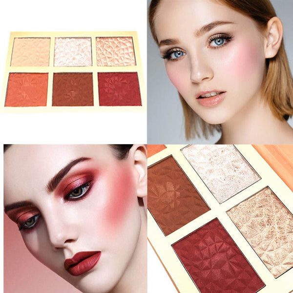 Royal Flush Highlighter and Blush Palette