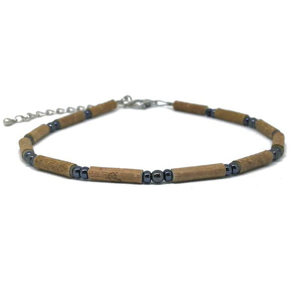 C23 | Hazel wood, all hematite