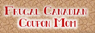 Frugal Canadian Coupon Mom