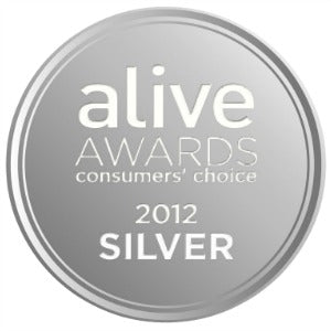 Alive Awards - Silver 2012