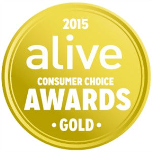 2015 Alive Awards Gold