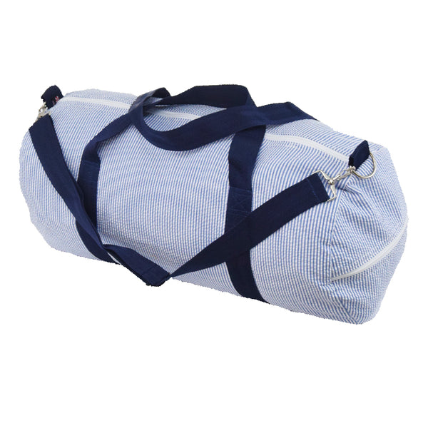 Weekender Duffel with Monogram