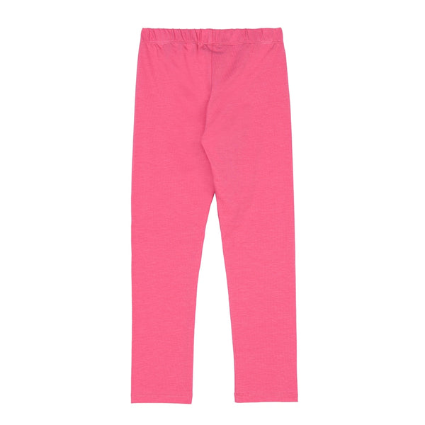 Velveteen Jane Prom Pink Leggings