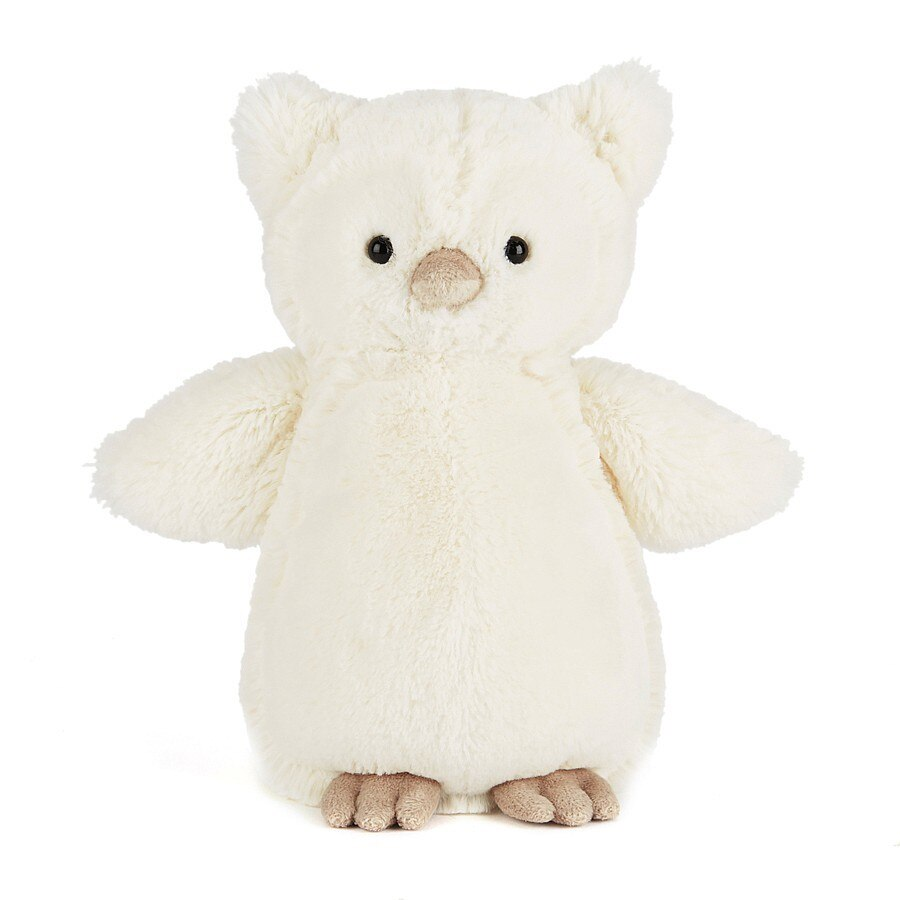 Jellycat Bashful Owl, Medium