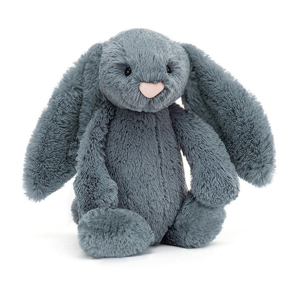 Blue Baby Bunnies Zipper Footie