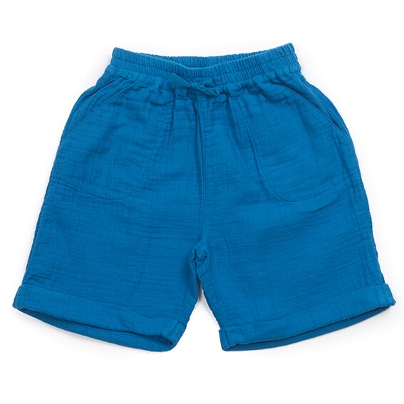 Bonton Boys Capri Blue Short