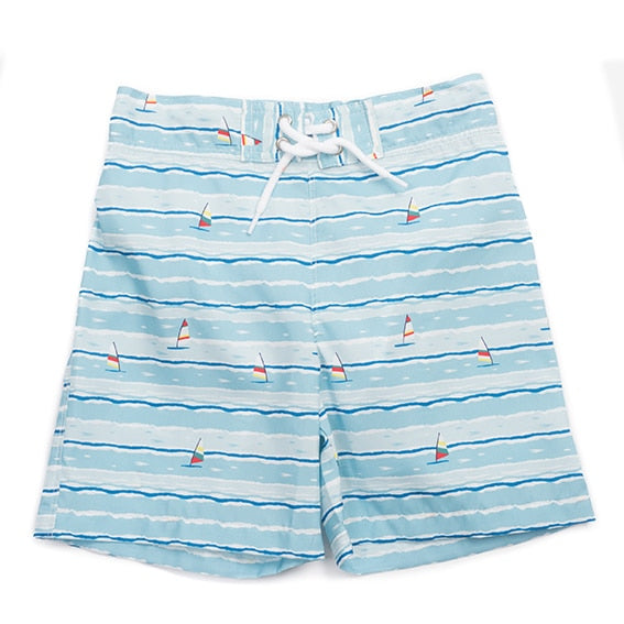 Bonton Boys Sailboat Swimsuit