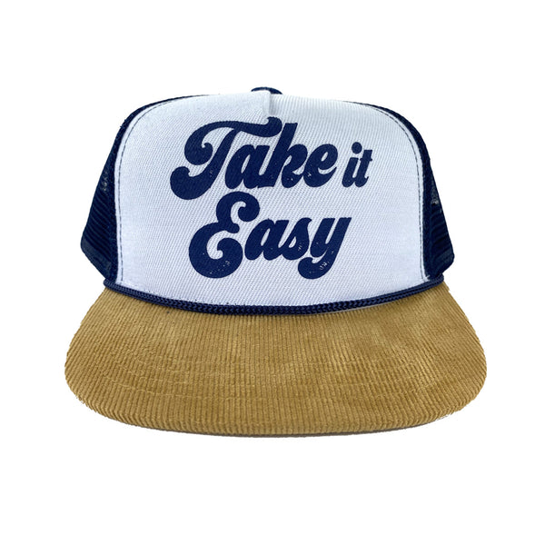 Take It Easy Hat