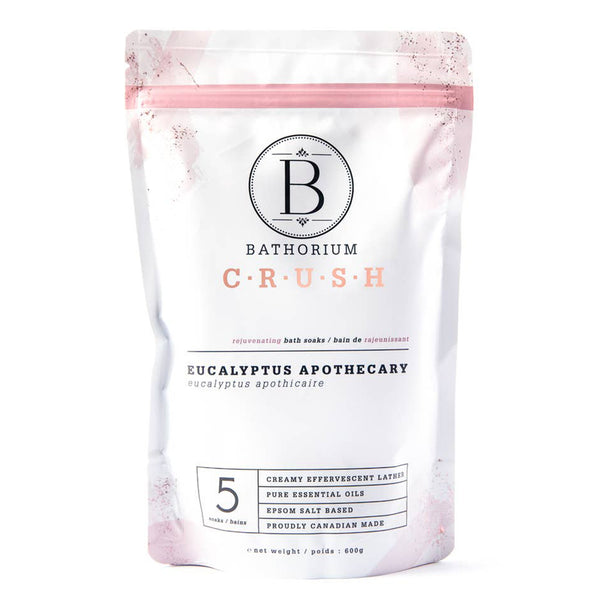 Eucalyptus Apothecary Crush Bath Soak